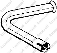 Приемная труба