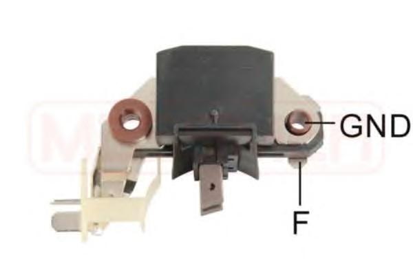 Реле регулятора генератора