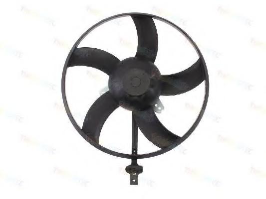 Вентилятор охлаждения двигателя - 0